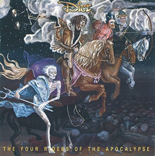 Four Riders Of The Apocalypse (Mini Lp Jacket/Shm/Bonus Track/Remaster)