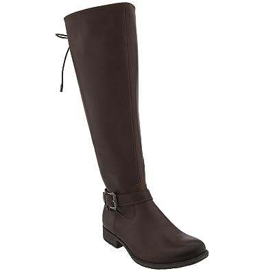 92eab693d80 Earth Womens Raleigh Bridle Brown Boot - 5