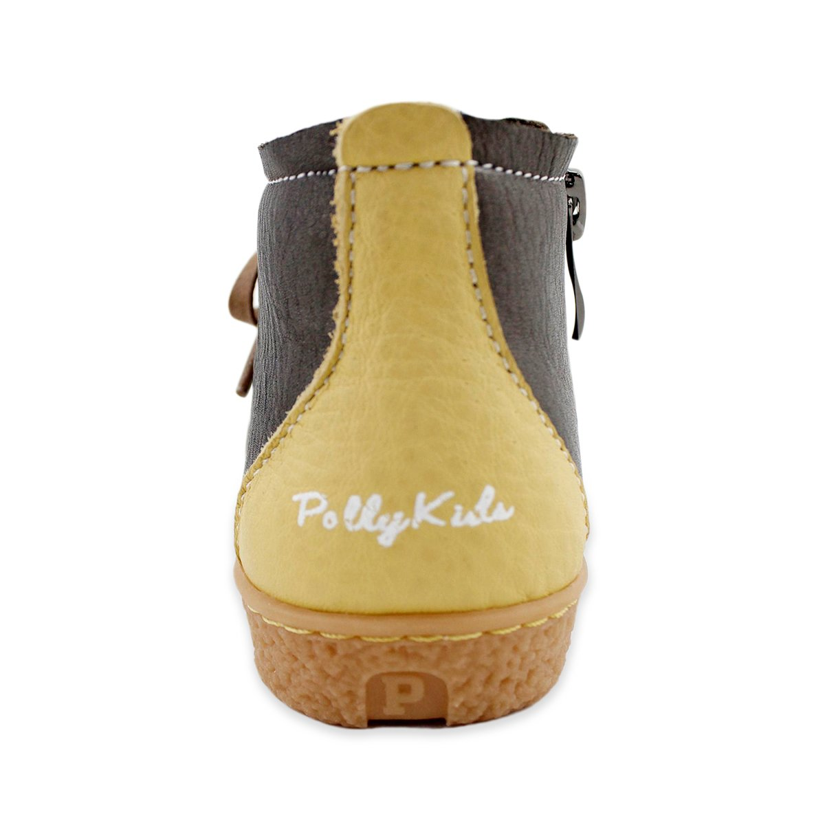 Polly Kids Outdoor Walking Shoes Leather boy Kids Shoes