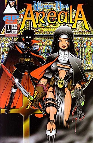 WARRIOR NUN AREALA 20-DIFFERENT COMICS, INSTANT GIFT -