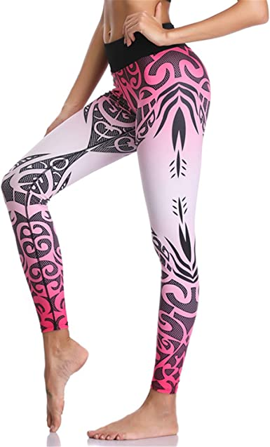Women Yoga Gym Fitness Leggings Sports Running Workout Pants Trousers Slim Fit