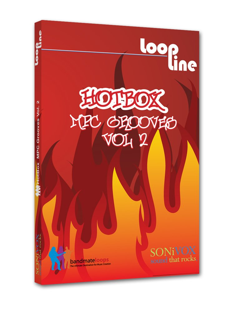 Sonivox Hotbox Vol 2 - MPC Grooves - Looping Software Akai Professional
