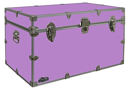 96c5f2fb89c84 Amazon.com: C&N Footlockers Graduate Storage Trunk - Large College ...