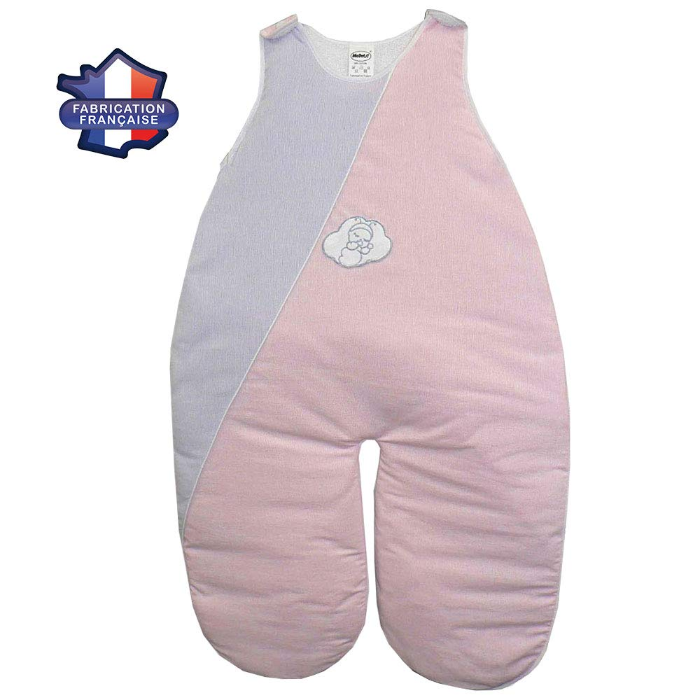 Saco a piernas bebé dormeur/Lila Rosa, en francés rose Talla:0-6mois (65cm): Amazon.es: Bebé