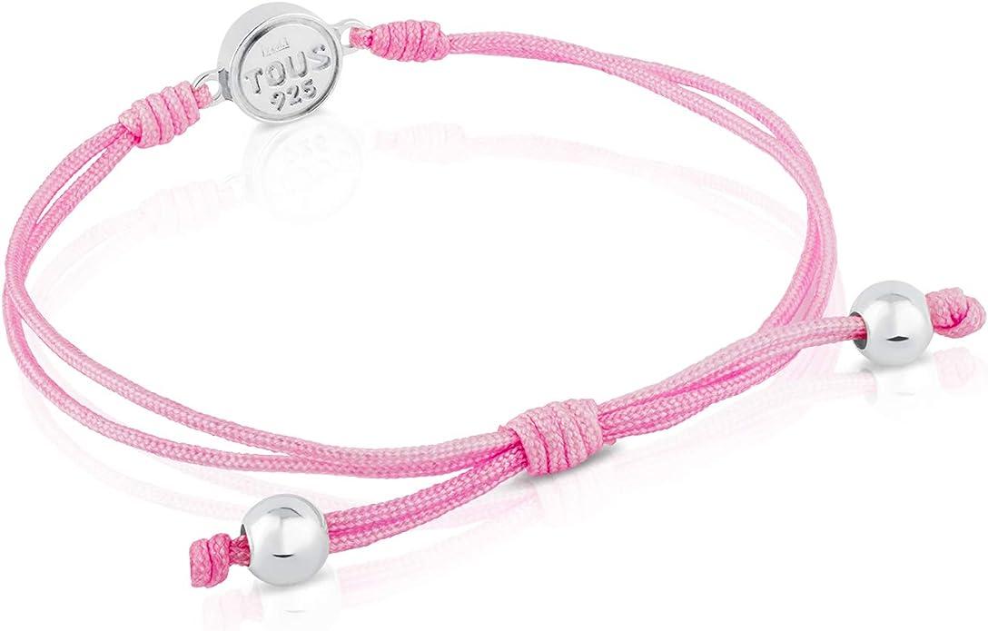 314891500 Original TOUS Silver And Enamel Spot Bracelet