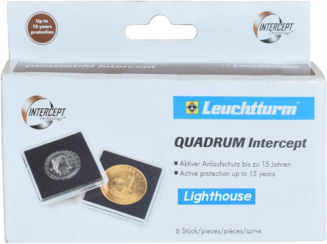 10 per pack American Silver Eagle 2x2 Tetra Snaplock Coin Holder