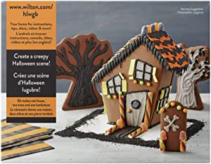 Food Items Cookie DECORATNG KIT, us:one size, Halloween House