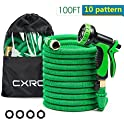 Cxrcy 100-Ft Expandable Garden hoses