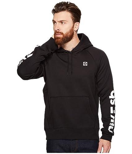 Nike M Nk SB Icon Hoodie Geo Sudadera, Hombre, Negro (Black/White