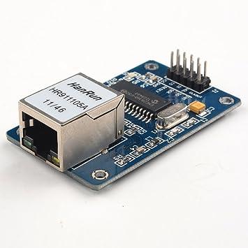 SunFounder ENC28J60 Ethernet LAN Network Module For Arduino SPI AVR