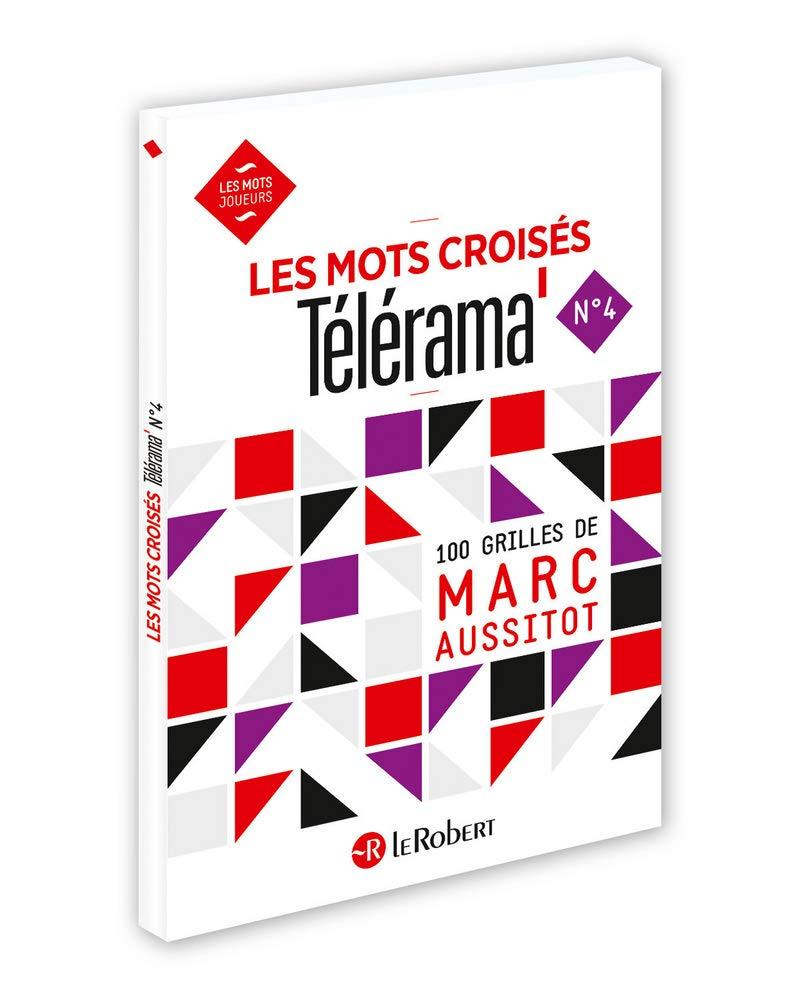 Amazonfr Les Mots Croisés Télérama N 4 Marc Aussitot