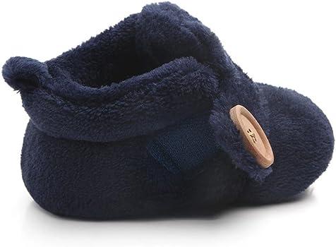 Amazon.com: Moonker - Zapatos de bebé para 3 – 12 meses ...