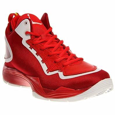 Jordan Men's Super.Fly 2 PO, GYM RED/WHITE-CHALLENGE RED,