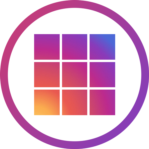 PhotoSplit - Split Photo to Grid for Instagram ()