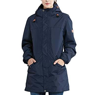 Winter jacke damen wasserdicht