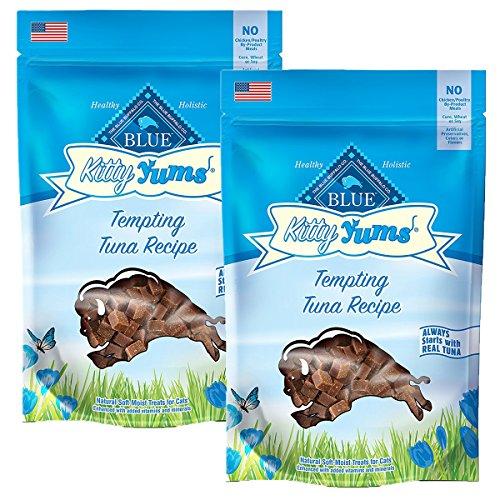 BLUE Kitty Yums Healthy Soft-Moist Cat Treats
