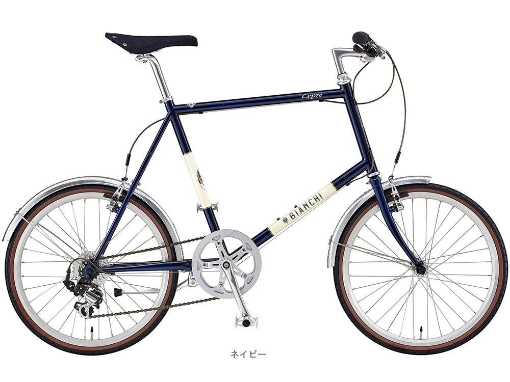 BIANCHI(ビアンキ) 2018 MINIVELO-7(1x7段)ミニベロバイク <ネイビー> B077Z2Z9RK 43