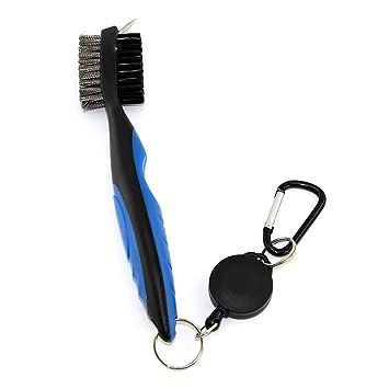 Esport Golf cepillo y Groove Limpiador para zapatos de golf ...