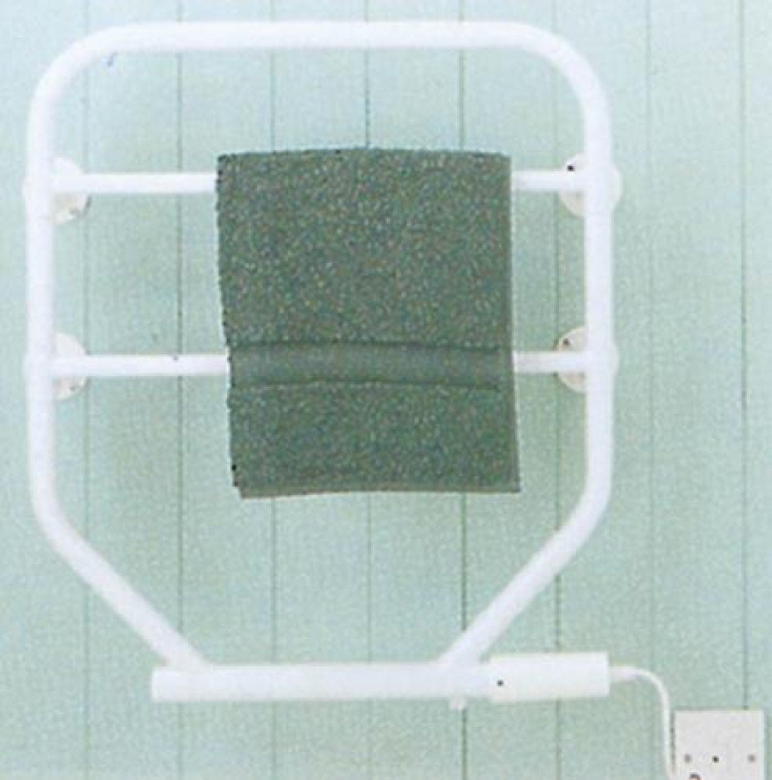 Oil filled electric towel rails for bathrooms - Dimplex Trs175w Wall Mounted Towel Rail White