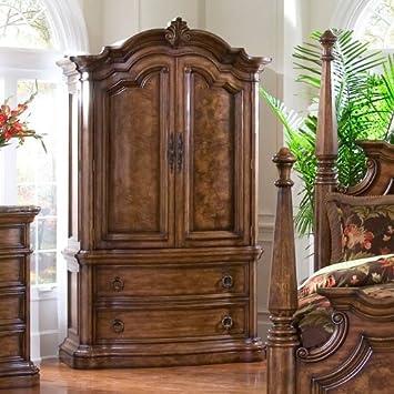 Pulaski 662120   662121 San Mateo ArmoireAmazon com   Pulaski 662120   662121 San Mateo Armoire   Nursery  . San Mateo Bedroom Set Pulaski Furniture. Home Design Ideas
