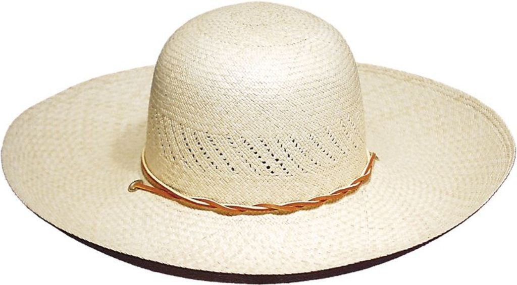 San Francisco Hat Company Women's Wide Brim UPF 50+ Packable Panama Hat M Natural