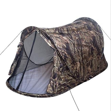 QIANDING zhangpen Saco De Dormir Camping Doble Tienda Doble Al Aire Libre 2 Personas Pareja Viaje