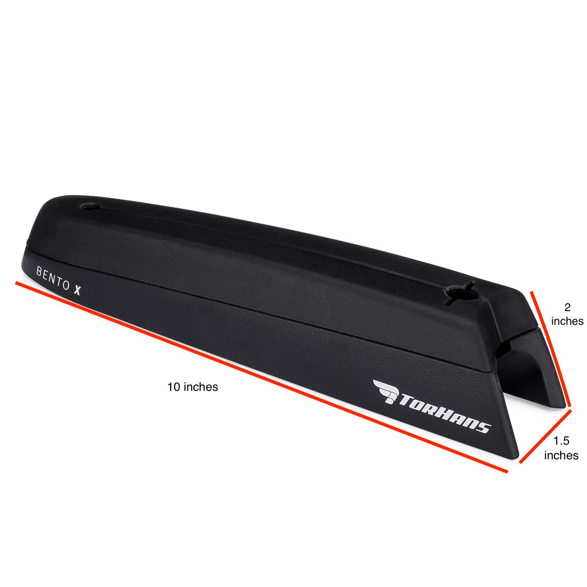 Torhans Bento x ™ Storage Box for Bicycle Frame Time Bike//Triathlon