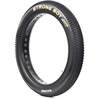 Ralson Nylon Strong Boy MTB Cycle Good Grip Fat Tyre (26 X 4-inch, Black)