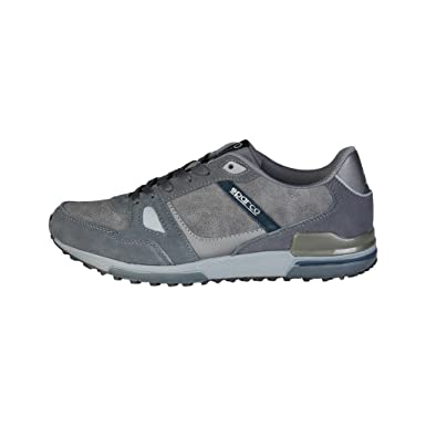 Sparco Mens Sneakers HARTLEY - Black - 40