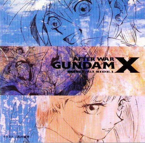 After War Gundam X Side 1