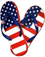 Zoozie LA Women's American Flag Dress USA National Star
