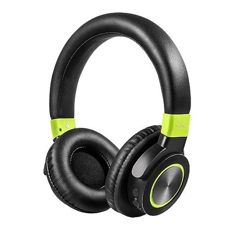 e83515bcfed mifo F2 Bluetooth Headphones Over Ear, Hi-Fi Stereo Wireless Headset  W/Comfortable