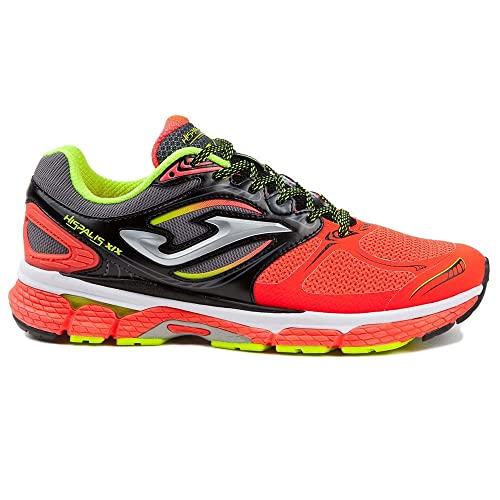 Zapatillas Joma HISPALIS Men 806 Rojo - Color - Rojo, Talla - 46: Amazon.es: Zapatos y complementos