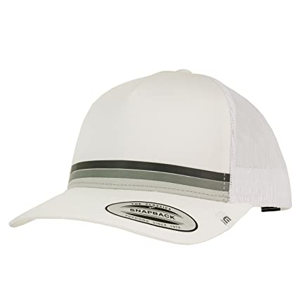 858665cb08c Amazon.com   NEW Travis Mathew Loomis White Adjustable Snapback Golf ...
