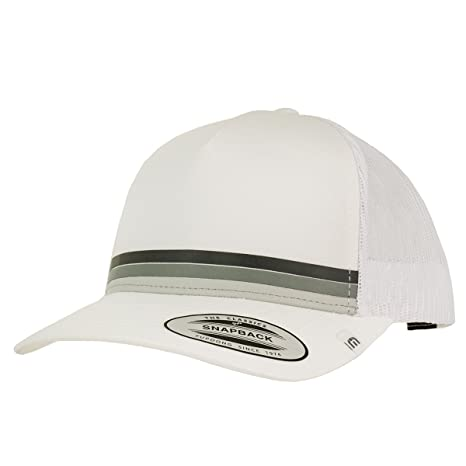 Amazon.com   NEW Travis Mathew Loomis White Adjustable Snapback Golf ... 9db02b1bf4d7