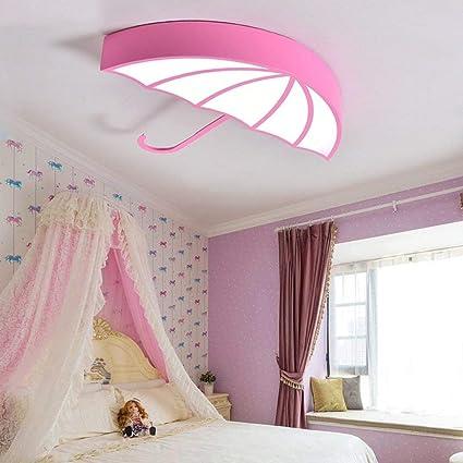 DEED Luz de Techo- Paraguas Creativo habitación para niños ...