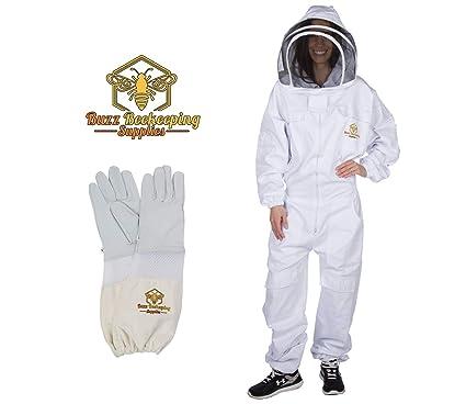Amazon.com: Buzz Beekeeping Supplies Traje profesional de ...