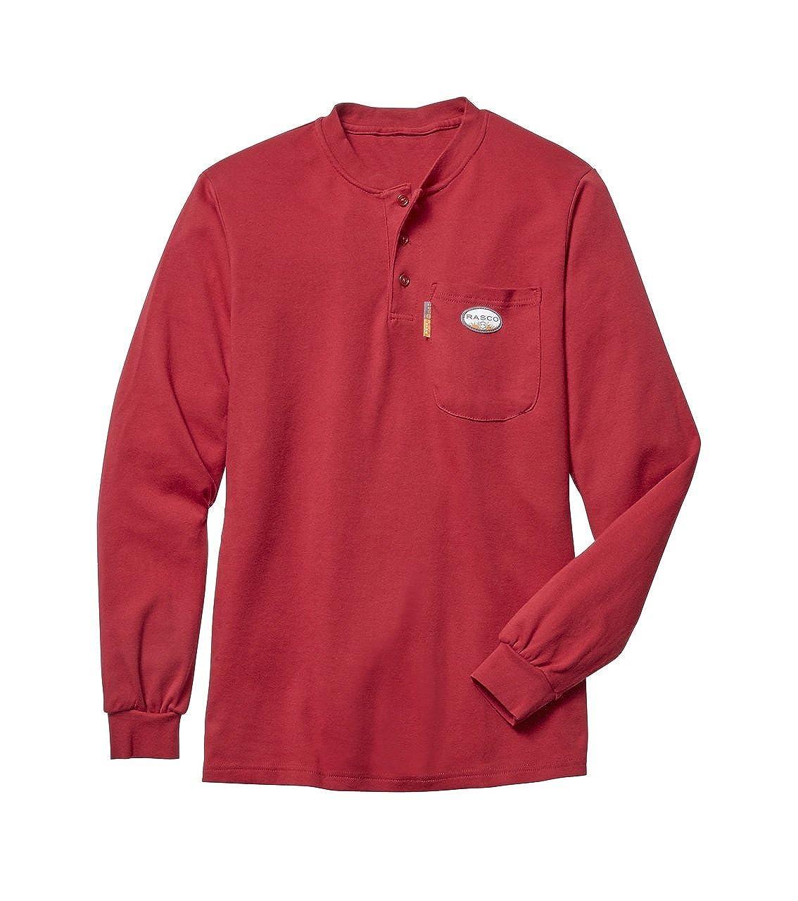 Rasco FR Henley Long Sleeve Shirt 2000030797