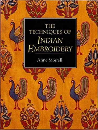 Read The Techniques of Indian Embroidery PDF, azw (Kindle)