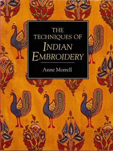 Indian Embroidery Stitches - 1
