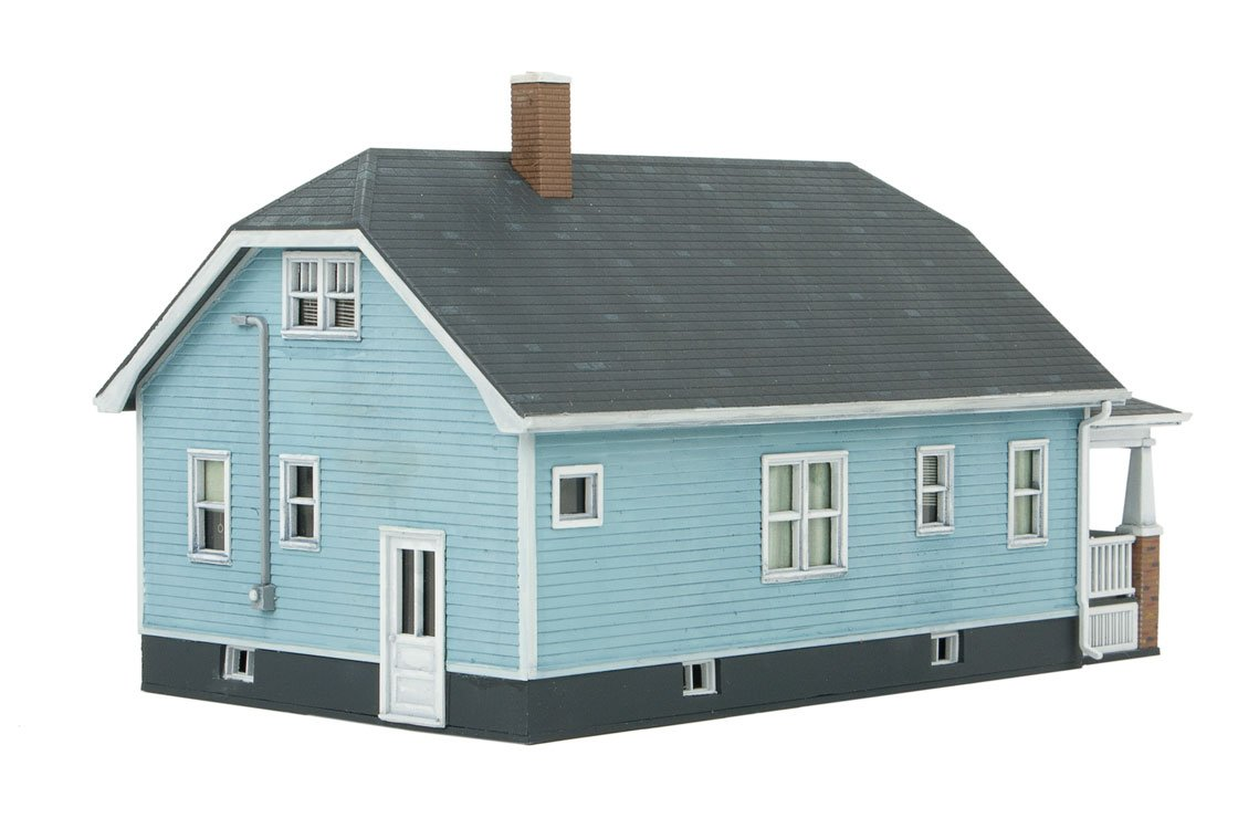 Walthers 933-3787 American Bungalow Kit