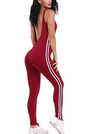 Chongerfei - Combinaison - Femme  Amazon.fr  Vêtements et accessoires 78227a7e192
