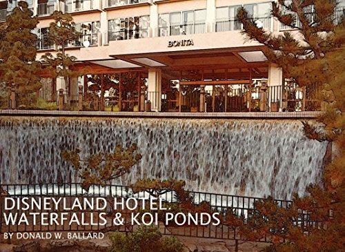disneyland-hotel-waterfalls-koi-ponds