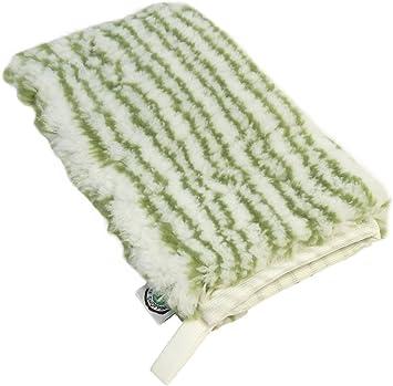 Gbpro Eco Mikrofaser Waschen Handschuh Mitt Auto Van Reinigungstuch Für Reinigung Auto Details Sanfte Körperarbeit Tough Auf Dreck Auto