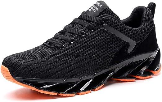 YSZDM Zapatillas de Running para Hombre, Zapatillas de Carretera ...