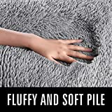 LOCHAS Ultra Soft Indoor Modern Area Rugs Fluffy