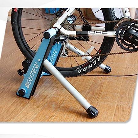 LXDDP Soporte Ciclismo magnético, Soporte Bicicleta Fija para ...