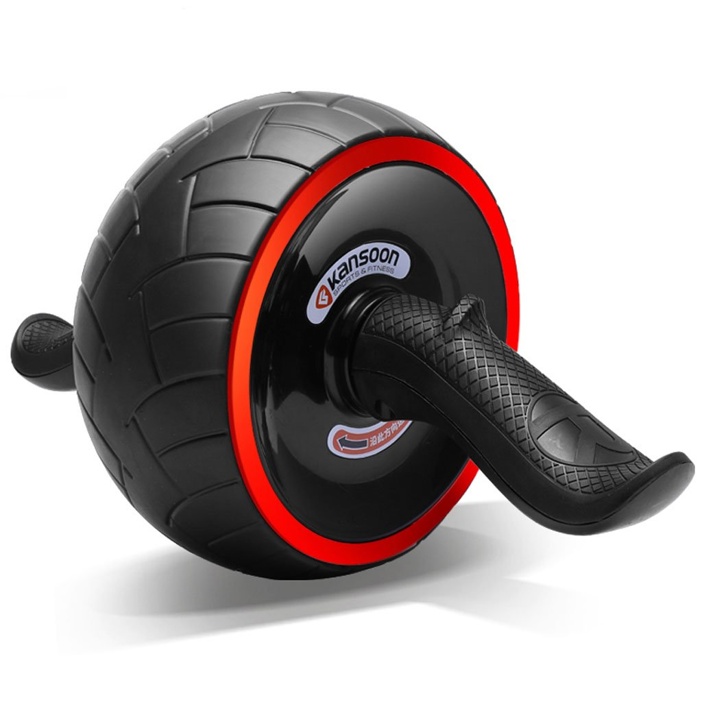 Big seller AB Roller Ab Wheel Trainingsrad, Core Bauchtrainingstrainer, perfekte Rolle für Core und Ab Training, Cross Fitness, Gewichtheben, Fitness. AB Roller Bauchtrainer