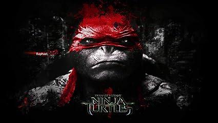 Teenage mutant ninja turtles 2014 poster 43 inch x 24 inch