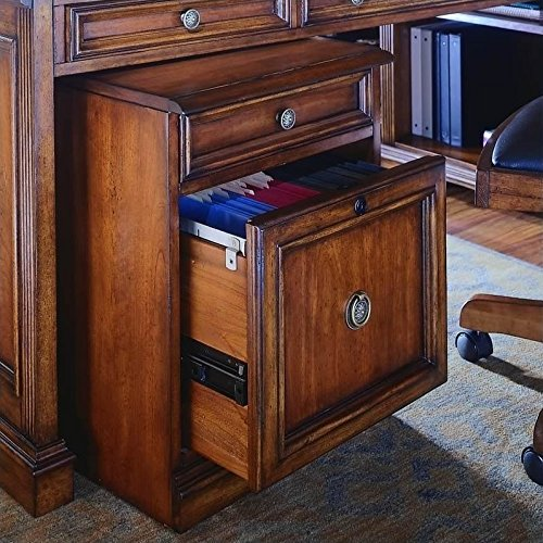 Hooker Furniture Brookhaven Mobile File in Cherry ()